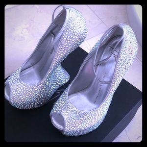 Giuseppe shoes. Great for wedding